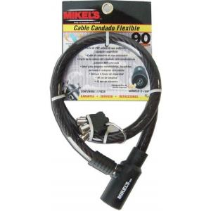 Cable Candado Flexible 90cm