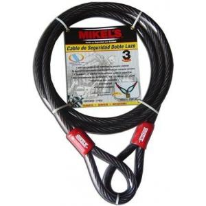 Cable de Seguridad Doble Lazo