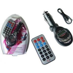 Transmisor FM Con Accesorios