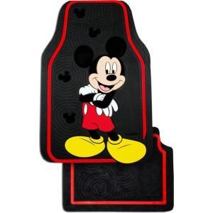 Tapete Hule 4 Piezas Mickey Mouse