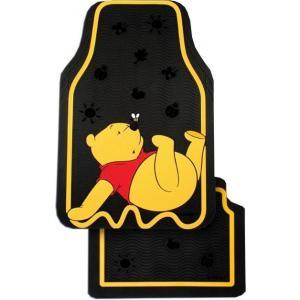 Tapete Hule 4 Piezas Winnie Pooh