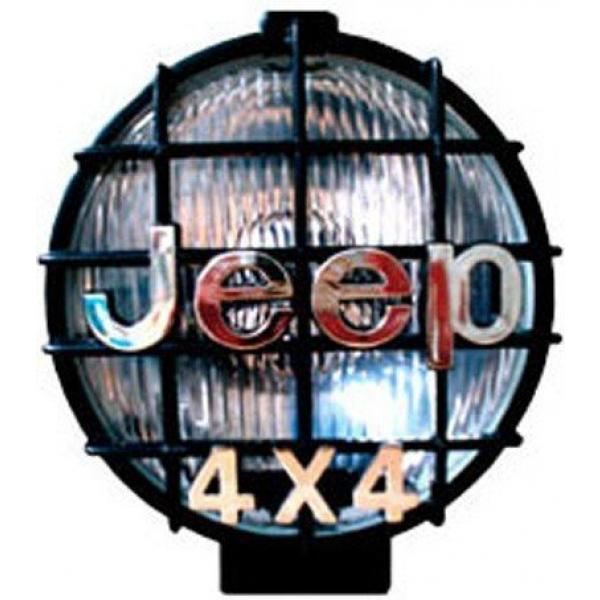 Faro Jeep 4x4