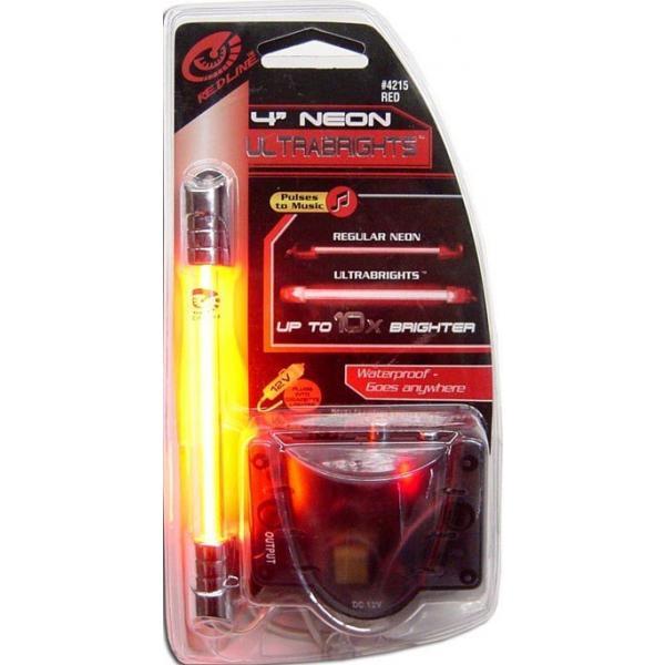 Tubo de Neón con Sensor