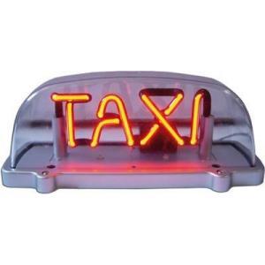 Copete Taxi Neón